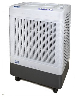 Hessaire 5,300 CFM Portable Evaporative Cooler - Transitional - Coolers And Ice Chests - by Air ...