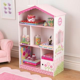 KidKraft Dollhouse Cottage Bookcase - 14604 - 14604 - Contemporary ...