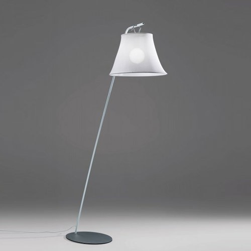 sunshade floor lamp modern floor lamps by ylighting. Black Bedroom Furniture Sets. Home Design Ideas