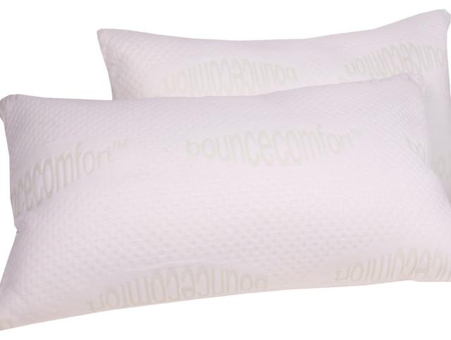 Luxury Memory Foam Pillow - 1 Pillow - Modern - Bed Pillows - by Home Savings