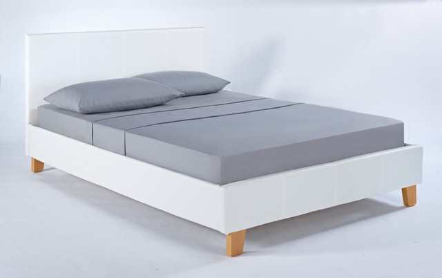 Bunk Beds Penrith : Bonsoni penrith double bed frame ft white by lloyd
