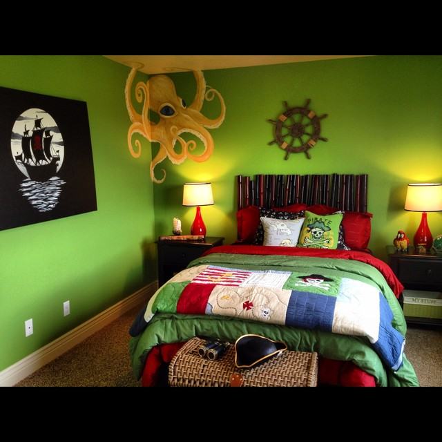 Kids Rooms Eclectic: Other Metro