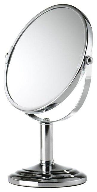 Magnifying Mirror Traditional Bathroom Mirrors