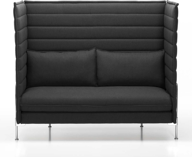 alcove highback 2 sitzer sofa contemporary sofas by. Black Bedroom Furniture Sets. Home Design Ideas