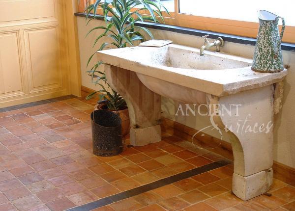 Bathroom Sinks (Mediterranean Style)