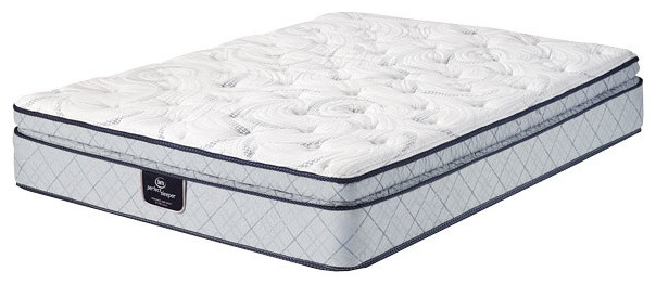 Serta Perfect Sleeper Pillowtop Mattress Contemporary