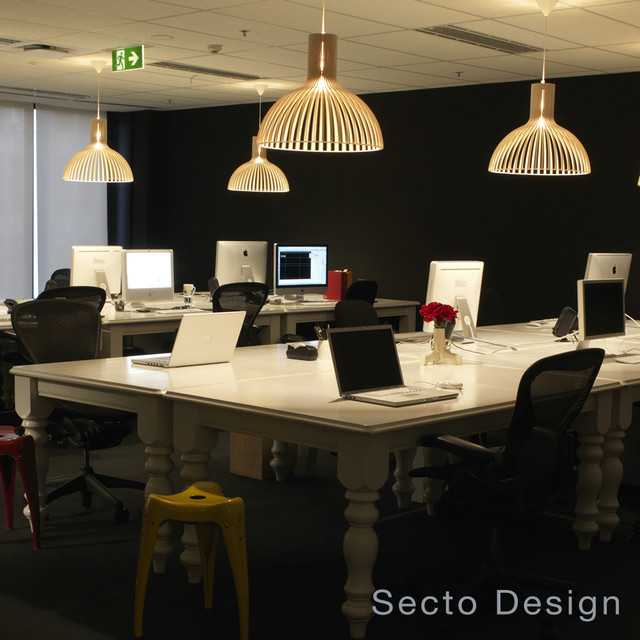 Victo 4250 Secto Design Modern Pendant Lighting Los Angeles By Metr