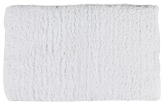 nuage tapis de bain rectangulaire blanc bord de mer tapis de bain par alin a mobilier d co. Black Bedroom Furniture Sets. Home Design Ideas