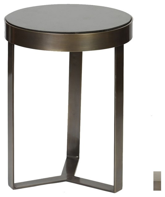 Contemporary Accent Table - Contemporary - Side Tables And ...