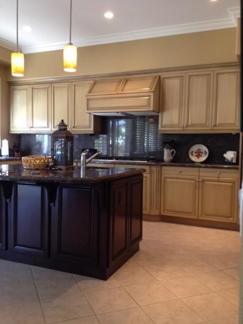 Custom Kitchen Cabinets San Diego Di Marcelino Custom Finishes