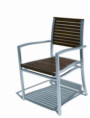 Venere Modern Chair By Design Kollection Modern Outdoor Lounge Chairs