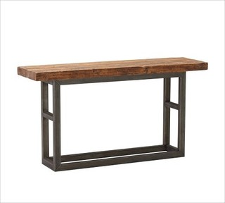 Griffin Console Table - Contemporary - Side Tables And End ...