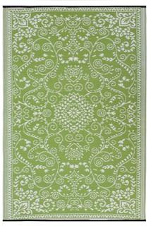 fab habitat murano indoor outdoor rug lime green and. Black Bedroom Furniture Sets. Home Design Ideas
