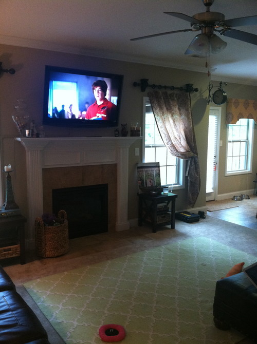 Help Designing A Room: I Need Help With My Living Room