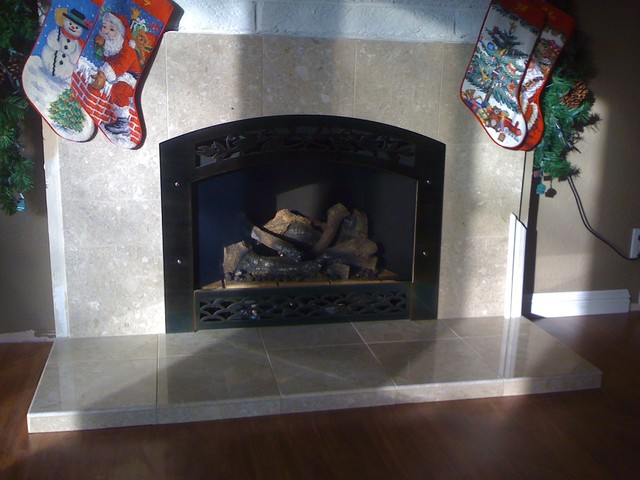 Fireplace Reface, Misc.