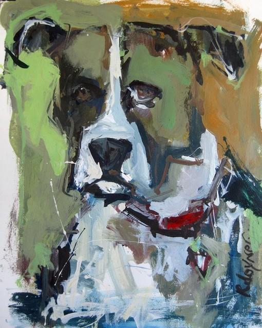 Pet Portraits By Robert Joyner Fine Art Contemporary