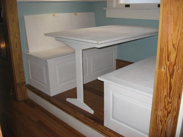 breakfast nook furniture with storage
