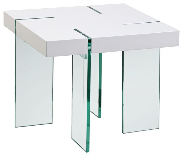 modern square end table contemporary dining tables by lamps plus