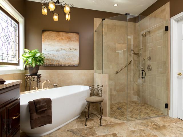 Classic bathrooms traditional bathroom cincinnati for Bath remodel cincinnati