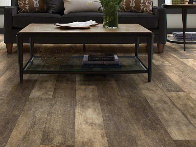 Shaw Premio Plank LVT Click-Lock Novella - Traditional - Vinyl Flooring - new york - by ...