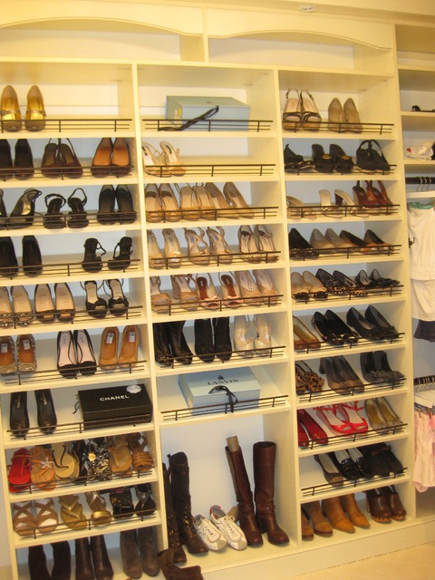 Shoe Storage - New York - by Sophisticated Storage Solutions Custom Closets