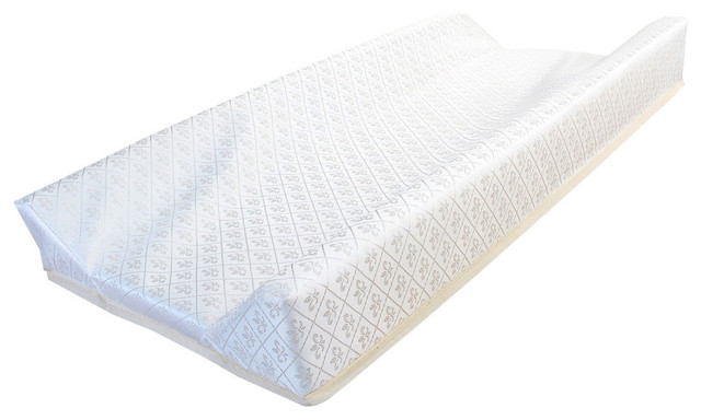 Organic Changing Table Pad Naturepedic Organic Changing Table Pad 2 Sided Contoured Babyearth