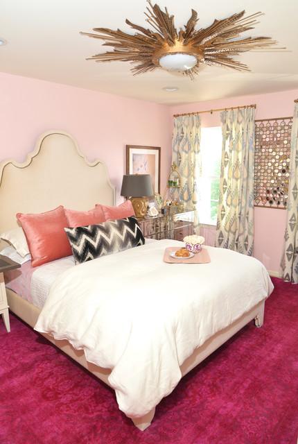 parisian bedroom eclectic bedroom new york by dalliance design