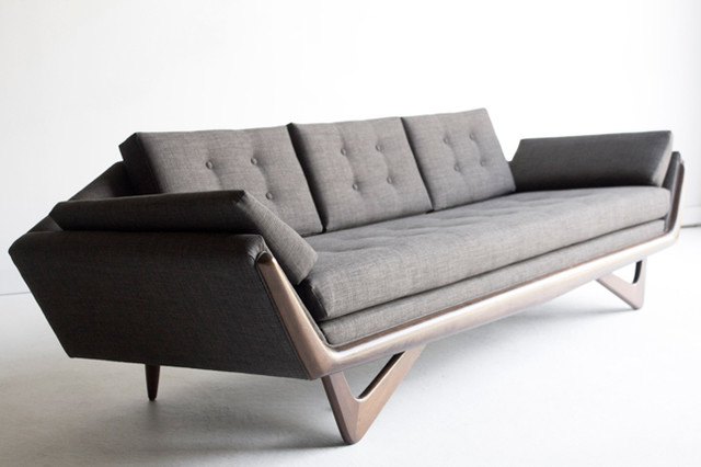 Modern Sofa - Craft Associatesu00ae Sofa 1404 - Contemporary - Sofas - chicago - by Craft Associates ...