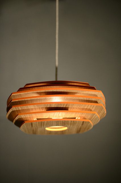 The Flock Collection Contemporary Pendant Lighting North West By Mos Bespoke Furniture