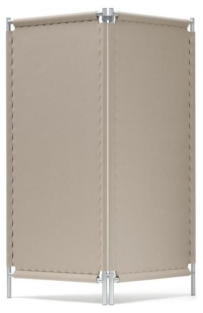 hey sign paravent raumteiler 160x160cm bauhaus look. Black Bedroom Furniture Sets. Home Design Ideas