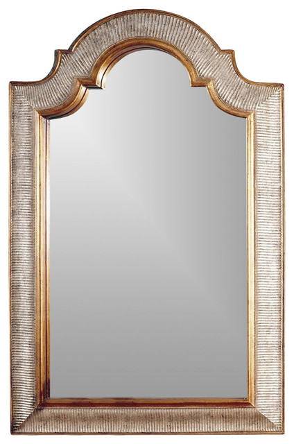 Framed Wall Mirror - Contemporary - Wall Mirrors - by ShopLadder