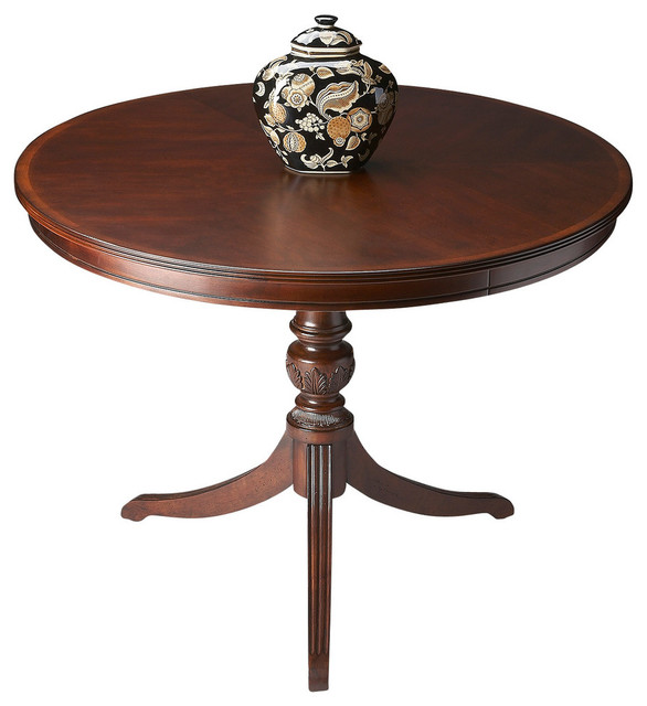 Foyer Side Table : Butler foyer table traditional side tables and end
