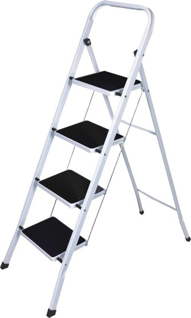 4 Step Heavy Duty Ladder Ladders And Step Stools By