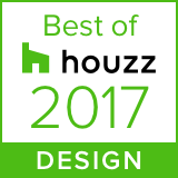 Design Builders best of Houzz 2017 design award