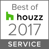 Design Builders Best of Houzz 2017 service award