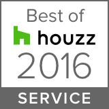 Marazzi Design, Best of Houzz, Service Award 2016