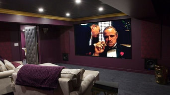 Contemporary Home Theatre