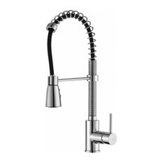 50 Most Popular Industrial Kitchen Faucets For 2019 Houzz
