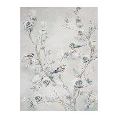 """Beautiful Birds"" Printed Canvas, 60x80 cm"