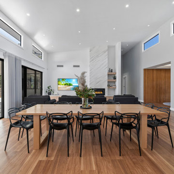 Nowra Hill Custom Architectural Home