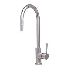 Modern Kitchen Faucets modern kitchen faucets. caso ultramodern kitchen faucet single