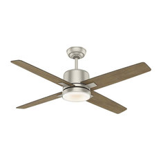 casablanca fan company axial ceiling fan with light with wall control 52 - Modern Ceiling Fans