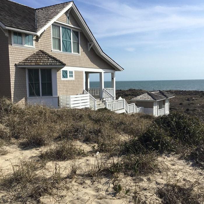 Beachfront Custom Home