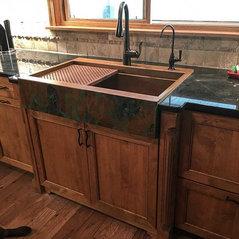Rachiele custom sinks kitchen bath fixtures reviews for Rachiele sink complaints