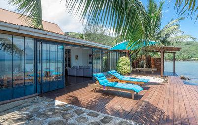Visita privada: La casa soñada en la Polinesia francesa