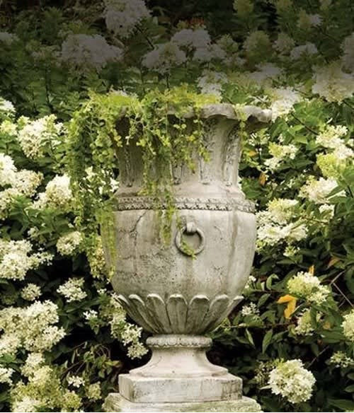 Limestone Planters - Outdoor Pots And Planters
