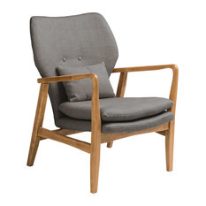 Premier Housewares - Stockholm Chair - Armchairs & Accent Chairs