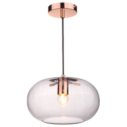 Midcentury Pendant Lighting by Houzz