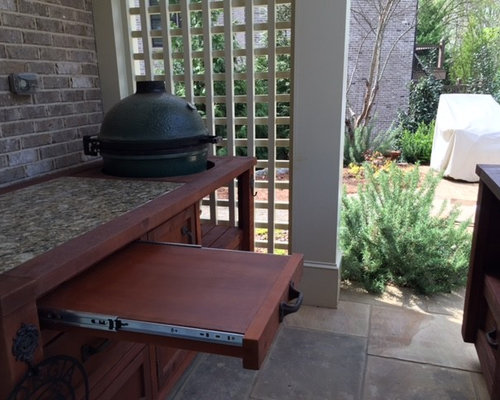 Grill Cabinets Amp Mobile Outdoor Kitchens For Kamado Amp Gas