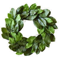 Mountain Magnolia Wreath 24""